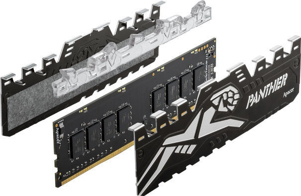 Apacer Panther Rage 16GB 2400MHz CL16 DDR4 KIT OF 2 EK.16GAT.GEJK2