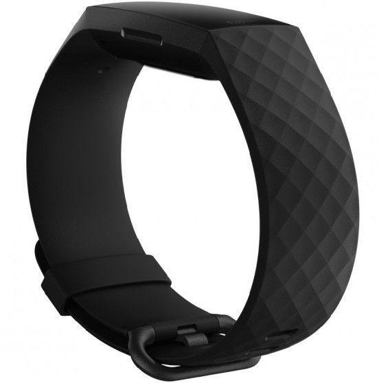 Išmanioji apyrankė Fitbit Charge 4 Black