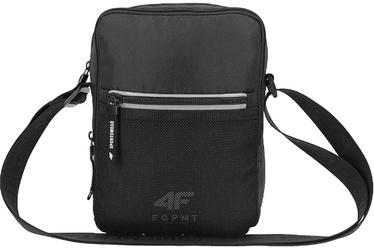 4F Shoulder Bag H4L20-TRU001 Black