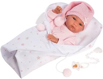 Llorens Doll Newborn Bimba Rosa 35cm 63560