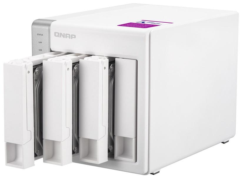QNAP Systems TS-431P2-4G NAS 4-Bay 12TB