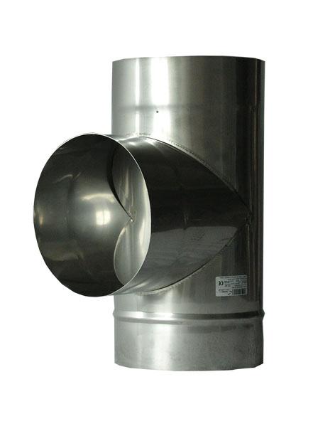 Dūmvada trejgabals Wadex D150mm, 90°