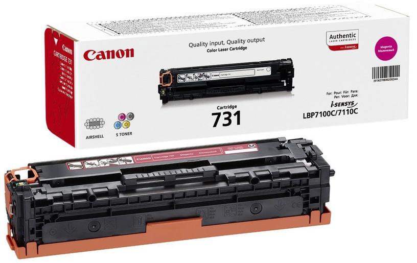 Lazerinio spausdintuvo kasetė Canon 731M Magenta