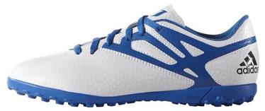 Jalgpallijalanõud Adidas Messi 15.4 TF JR B25452 White Blue 35