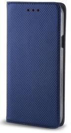 TakeMe Smart Magnetic Fix Book Case For Xiaomi Redmi Note 9 Pro Dark Blue