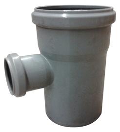 Vidaus kanalizacijos trišakis HTplus, 40 / 50 mm, 90°