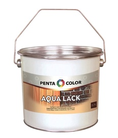 Akrilinis lakas Pentacolor Aqua Lack, pusiau blizgus, 2.7 l
