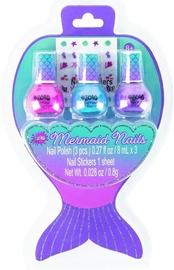 Make It Real Mermaid Nails Nail Polish 3pcs
