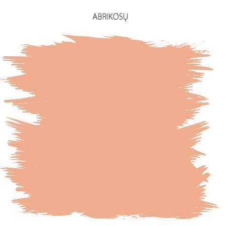 Krāsa Pentacolor in style aprikožu 2,5l