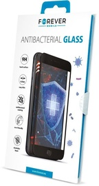 Forever Antibacterial Tempered Glass with Frame Apple iPhone 12 Mini Black