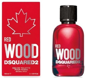 Tualettvesi Dsquared2 Red Wood 100ml EDT