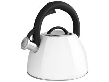 Roostevaba boiler 2.5l valge 5c7572