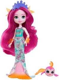 Mattel Royal Enchantimals Maura Mermaid & Dipper GYJ02