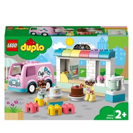 Конструктор LEGO® Duplo Town Пекарня 10928, 46 шт.
