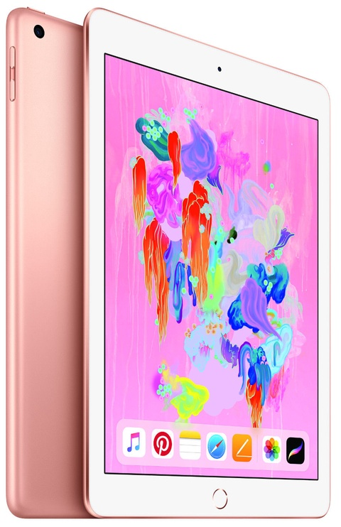 Planšetinis kompiuteris Apple iPad 6th Gen 9.7 Wi-Fi+4G 32GB Gold
