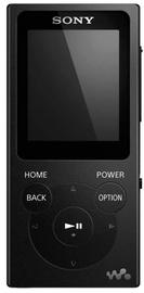 Музыкальный проигрыватель Sony NWE394LB, черный, 8 ГБ