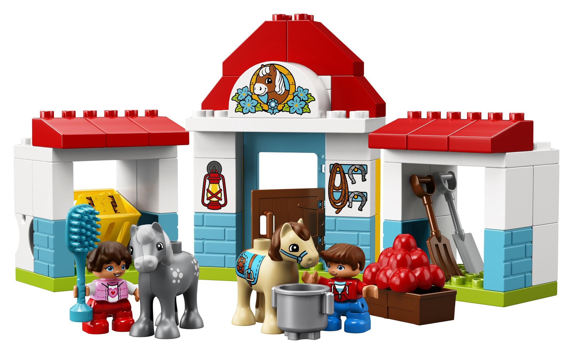 9d587689cc5 Konstruktor LEGO Duplo, Taluponi tall 10868 - Krauta.ee