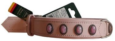 Hunter Collar Rolling Stone Pink 65cm
