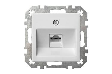Kompiuterio lizdas Liregus Epsilon, baltos spalvos, be rėmelio