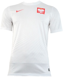 Nike Poland MH T-Shirt 724632 100 White XL