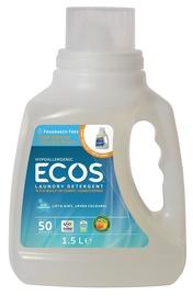 ECOS Laundry Detergent Fragrance Free 1.5l