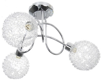 Verners Spider Ceiling Lamp 3x33W G9 Chrome