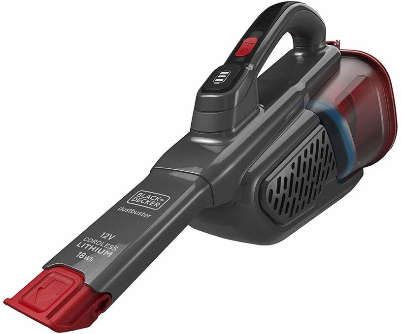 Пылесосы - швабры Black & Decker BHHV315B-QW, 1500 мАч