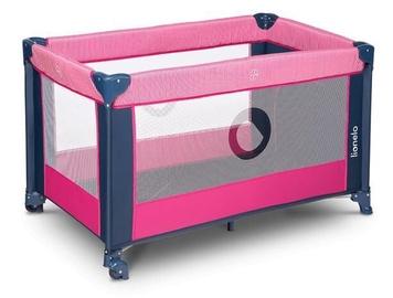 Детская кроватка Lionelo Stefi Pink Rose