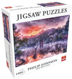 Goliath Jigsaw Puzzles Mist And Light 1000pcs
