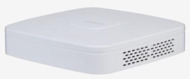 Tīkla videoreģistrators Dahua NVR4108-P-4KS2/L, balta