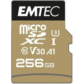 Emtec Speedin PRO 256GB microSDXC UHS-I Class10