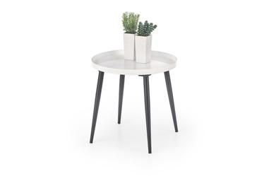 Kavos staliukas Orient, baltas/juodas