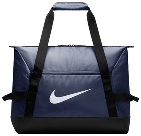 Nike Academy Team Football Duffel Bag M BA5504 410 Blue