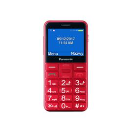 Мобильный телефон KX-TU155EXRN, красный, 64MB