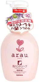 Жидкое мыло Arau Baby Saraya, 300 мл