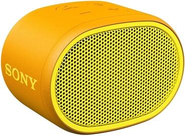 Belaidė kolonėlė Sony SRS-XB01 Yellow