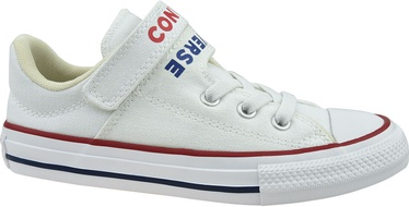 Converse Chuck Taylor All Star Kids Double Strap 666927C White 28.5