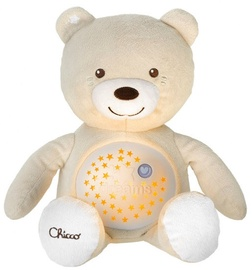 Chicco Baby Bear Doll Beige