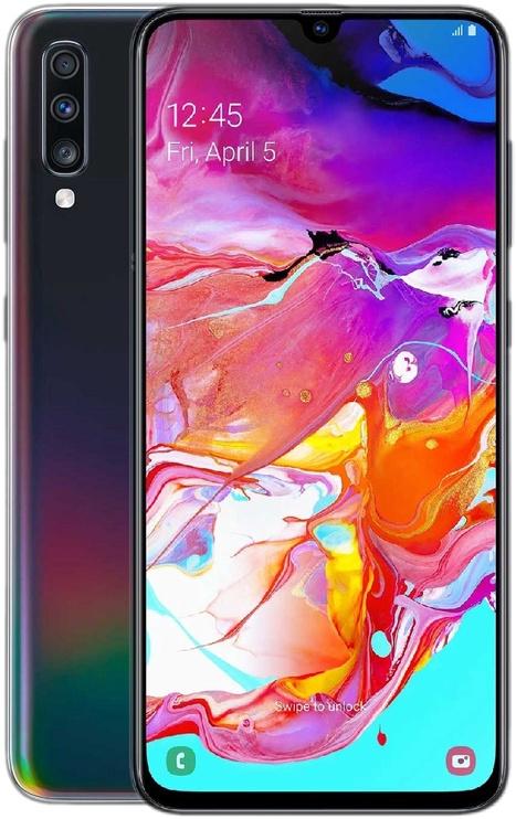 Išmanusis telefonas Samsung Galaxy A70 SM-A705F 6/128GB Black