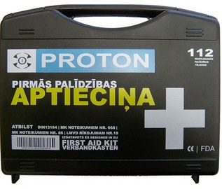 Proton First Aid Kit Hard Case