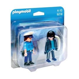 Konstruktorius Playmobil, Policininkas ir vagis, 9218