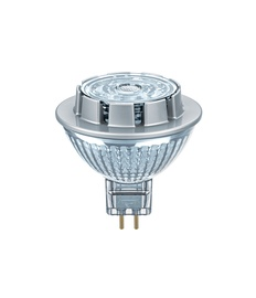 LED lempa Osram MR16, 7.2W, GU5.3, 2700K, 621lm