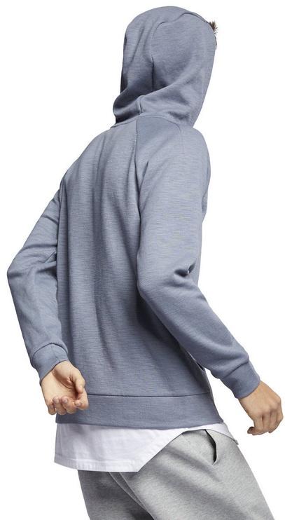 Nike Mens Full Zip Optic Hoodie 928475 427 Light Grey S