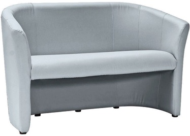 Signal Meble TM-2 Velvet Sofa Gray