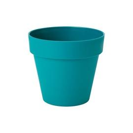 Form Plastic Flower Pot Ibiza Soft Mat Ø16cm 4120-067 Green