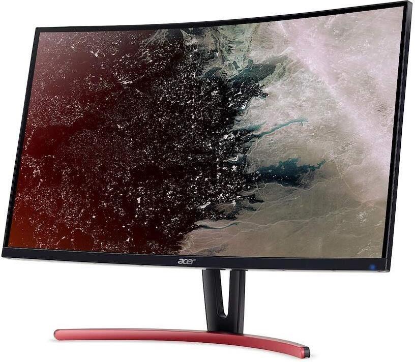 """Monitorius Acer ED273UR Pbidpx UM.HE3EE.P01, 27"""", 4 ms"""