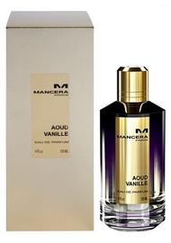 Parfüümvesi Mancera Aoud Vanille EDP, 120 ml