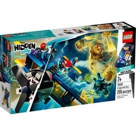 Konstruktorius LEGO®Hidden Side 70429 El Fuego kaskadinis lėktuvas