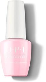Лак-гель OPI Gel Color Suzi Shops & Island Hops, 15 мл