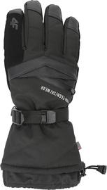 Siltie pirkstaiņi 4F H4Z20-Rem001 20S Mens Ski Gloves Black L